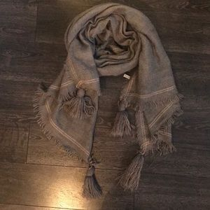 Three bird best blanket scarf